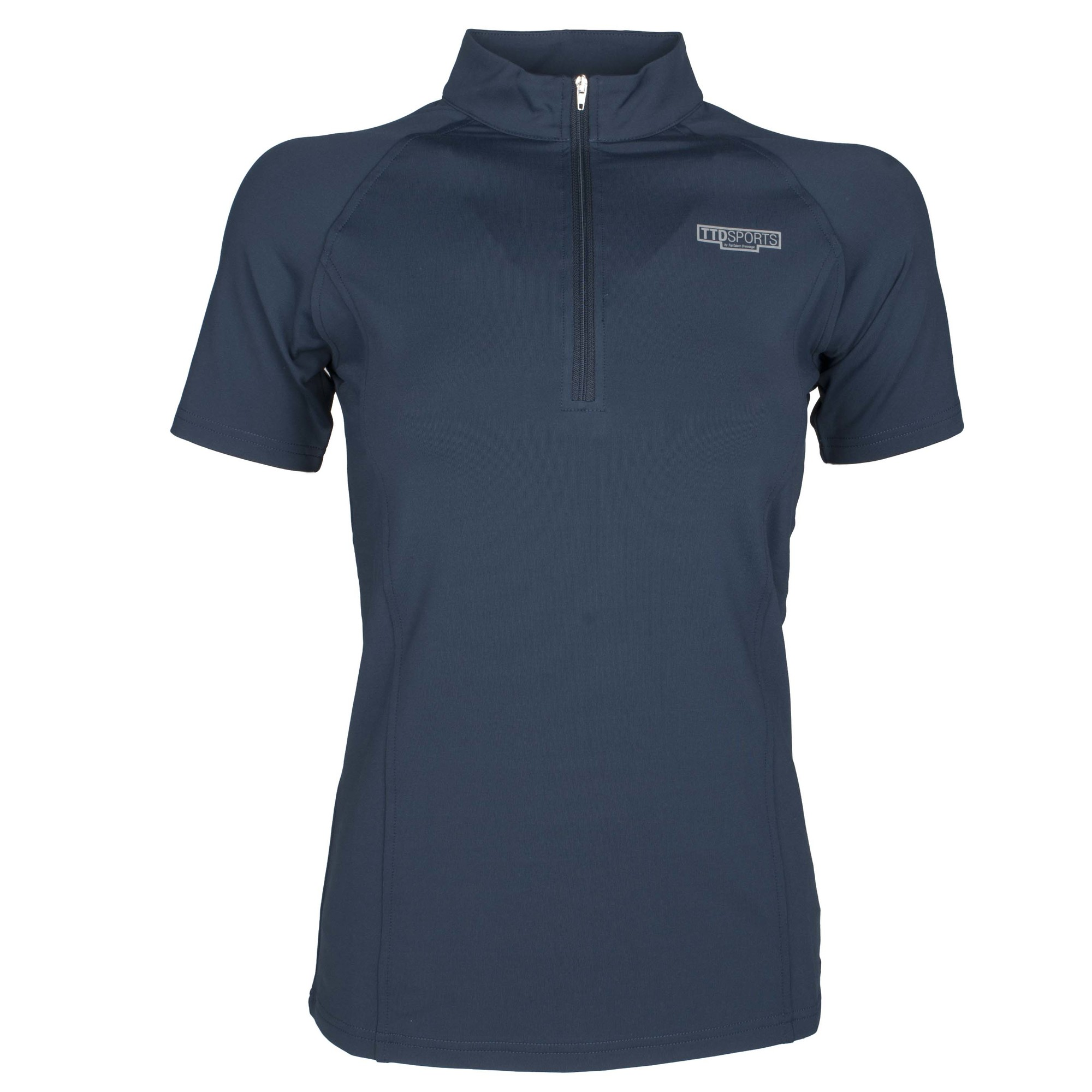 TTD Shaquille tshirt donkerblauw maat:l
