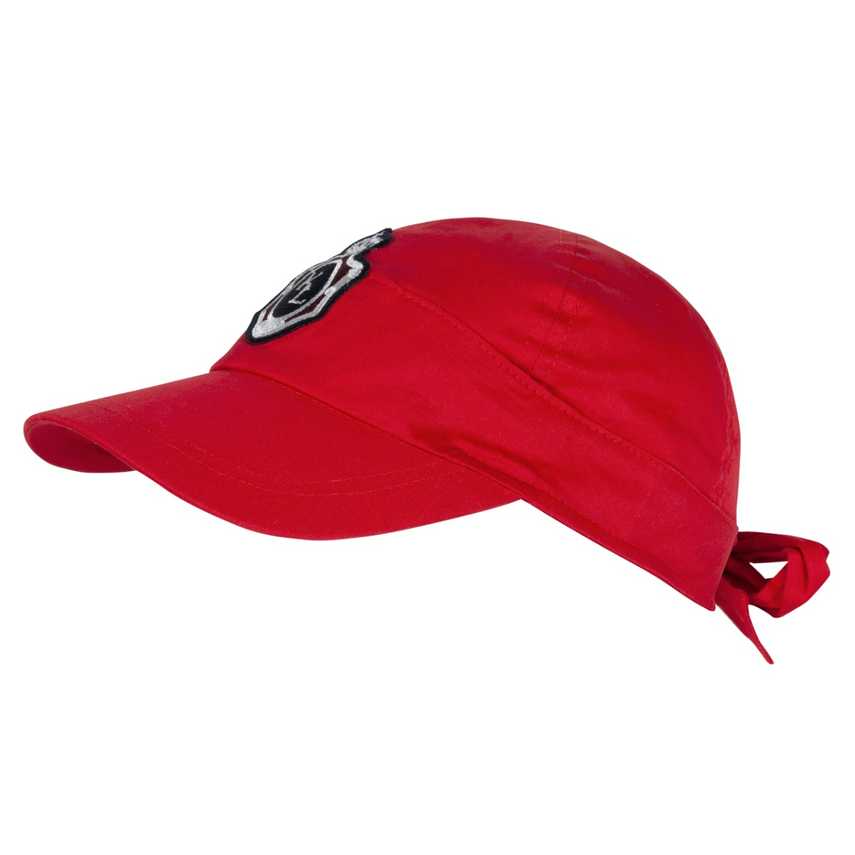 Kingsland Ribbon cap rood