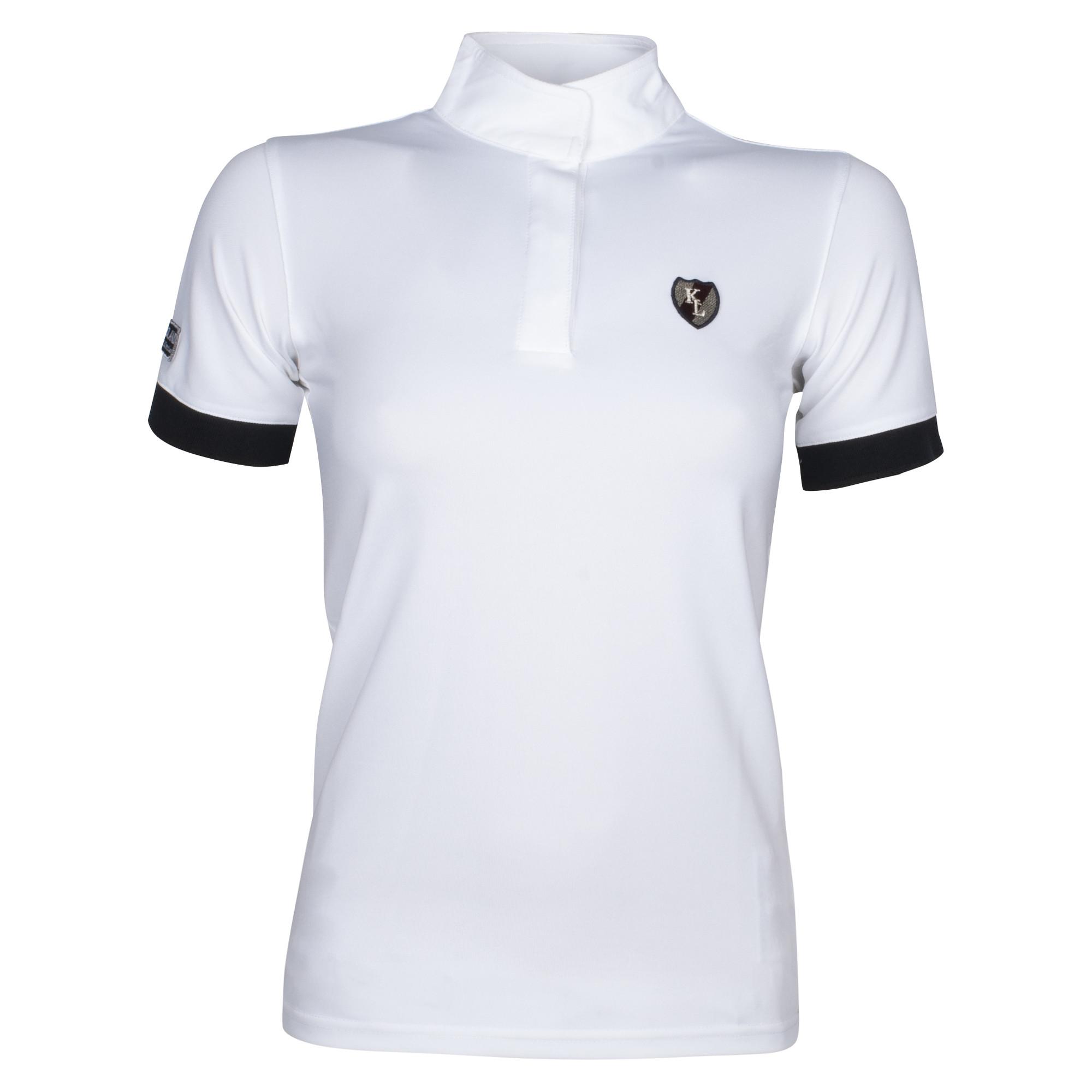 Kingsland Lovita wedstrijdshirt wit maat:xxl