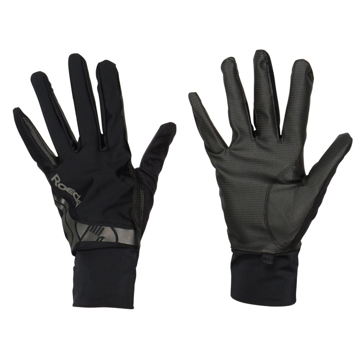 Roeckl Melbourne handschoen zwart maat:7,5