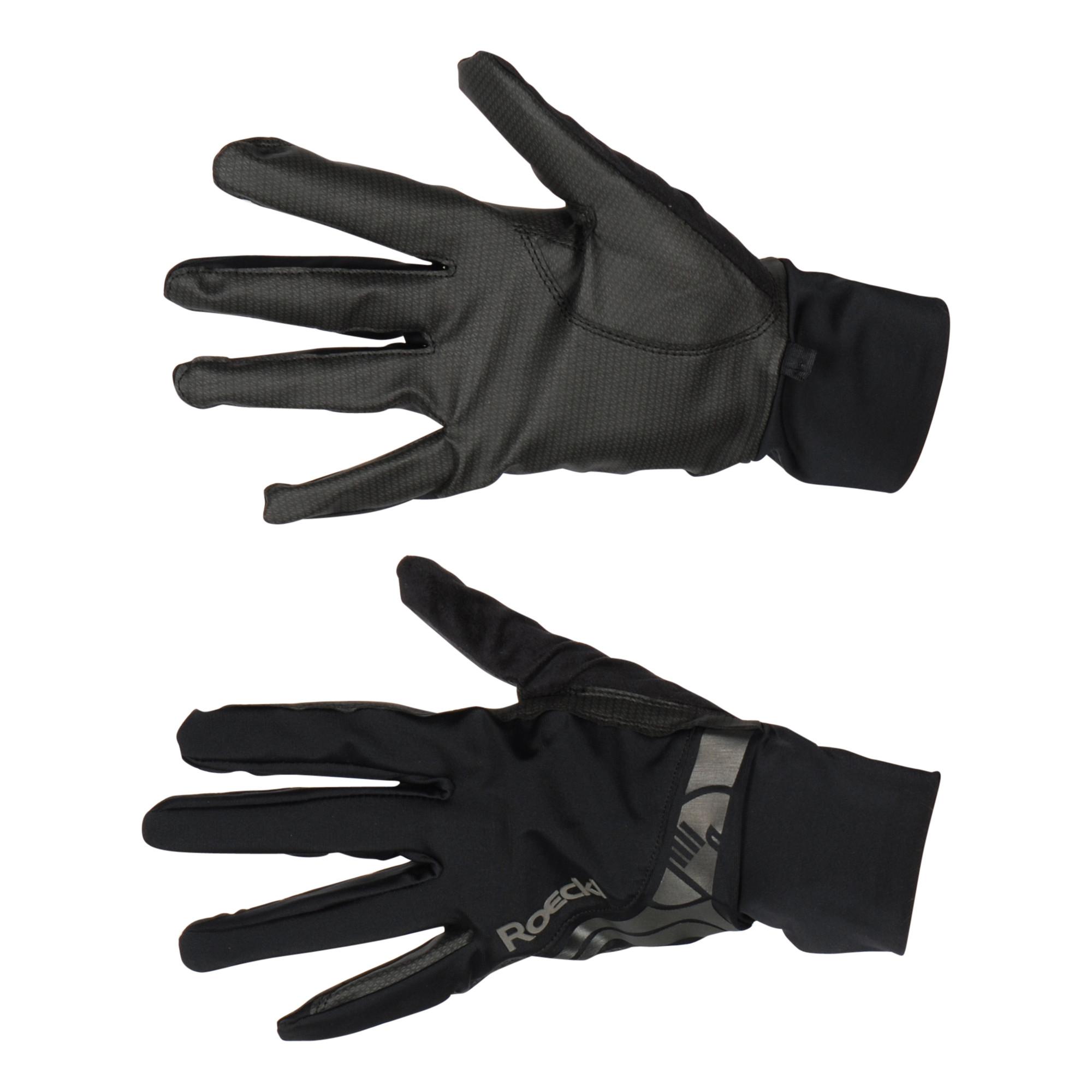 Roeckl Melbourne handschoen zwart maat:8,5