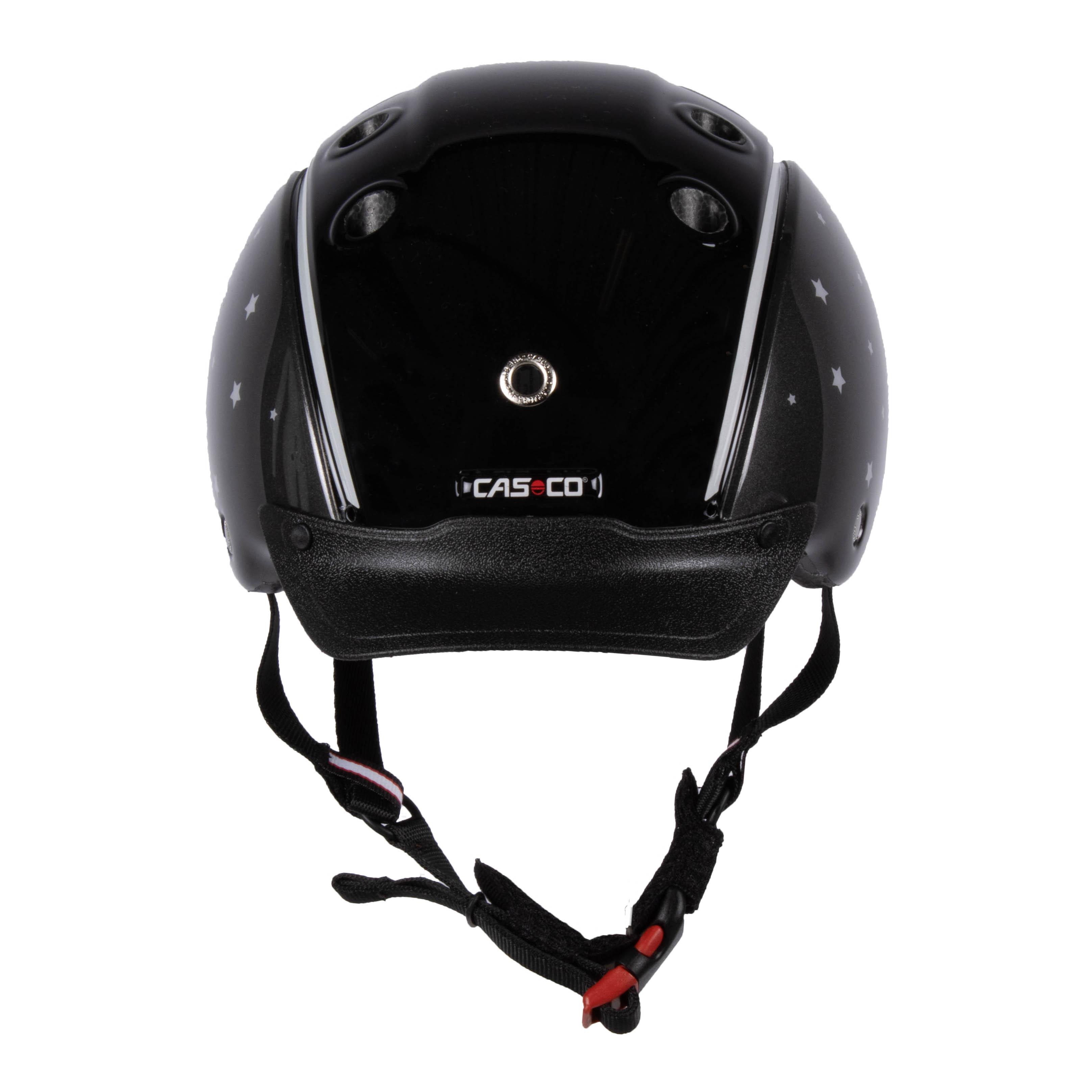 Casco Nori Eenhoorn VG1 cap zwart maat:s