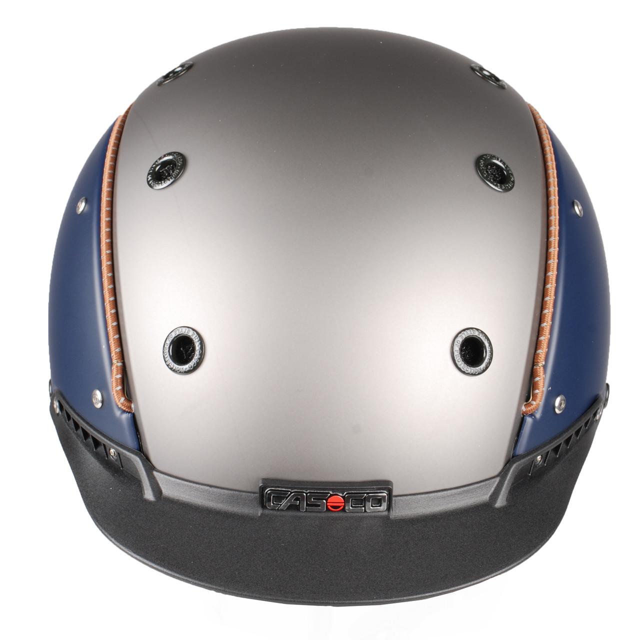 Casco Champ-3 cap zwart maat:s