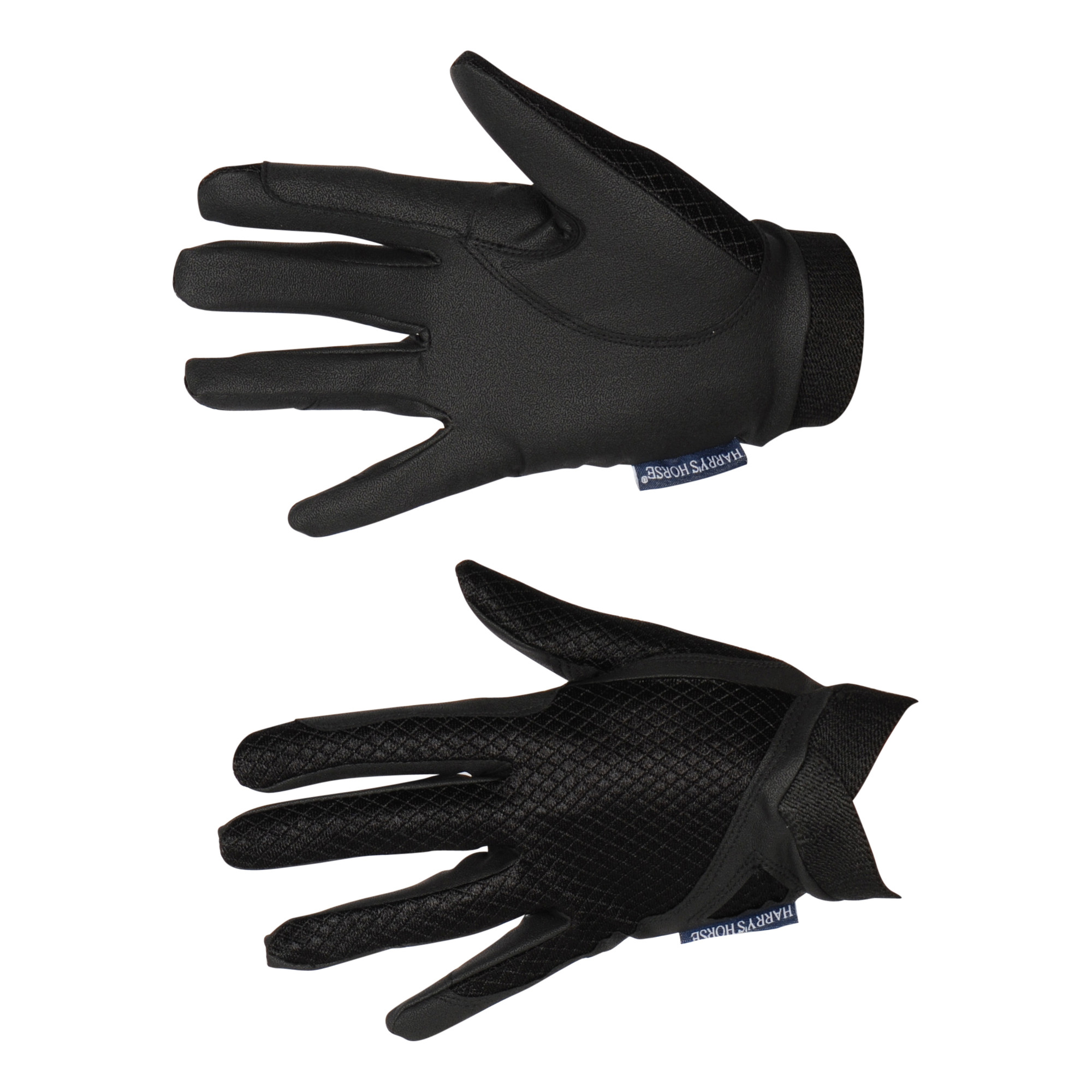 Harrys Horse Sorrento handschoenen zwart maat:xs