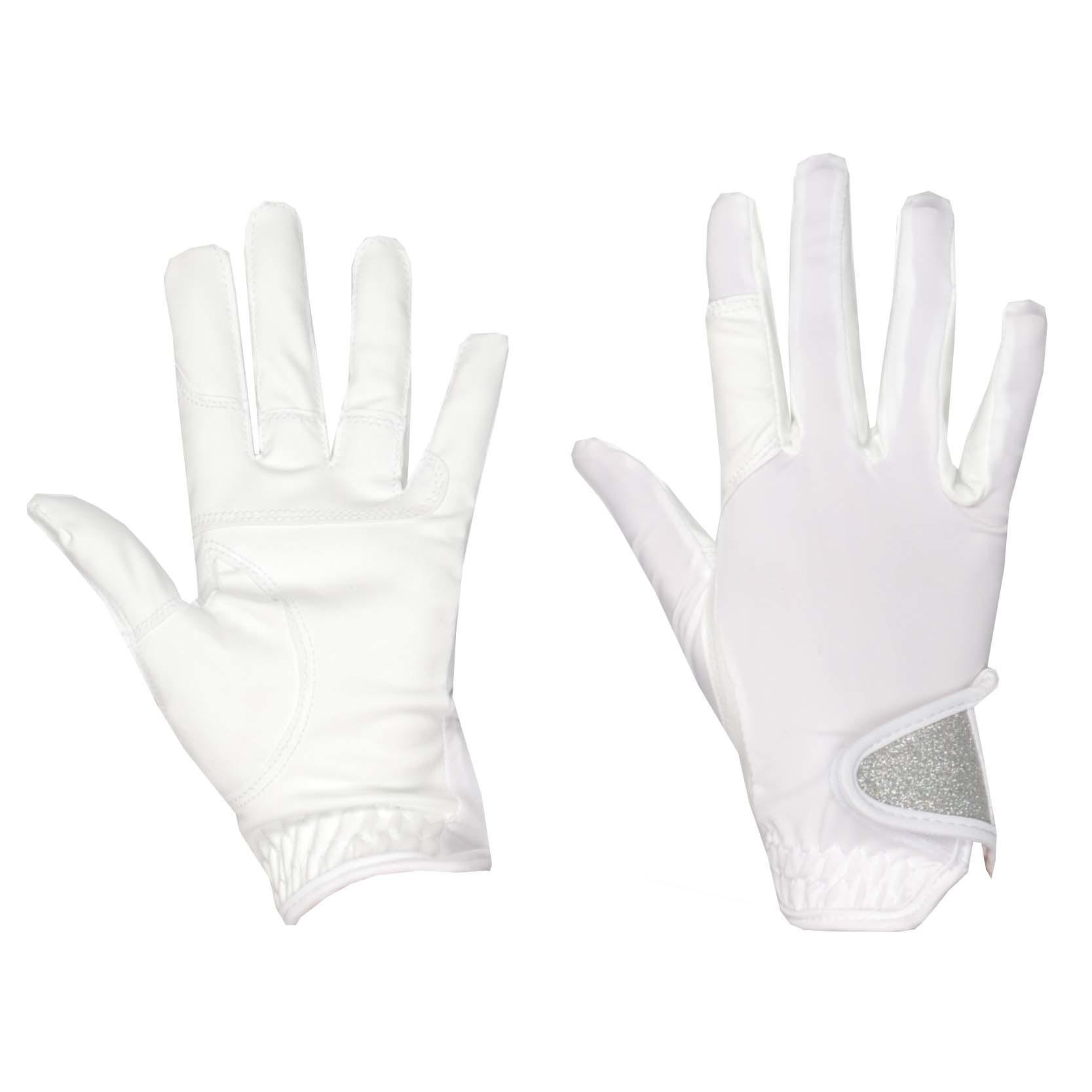 Mondoni Medellin handschoenen wit maat:m
