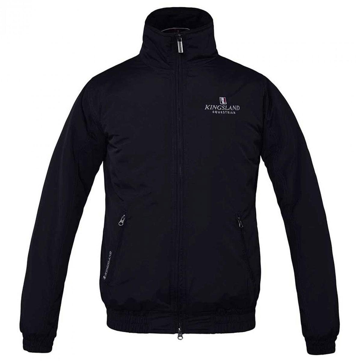 Kingsland classic jas donkerblauw maat:l