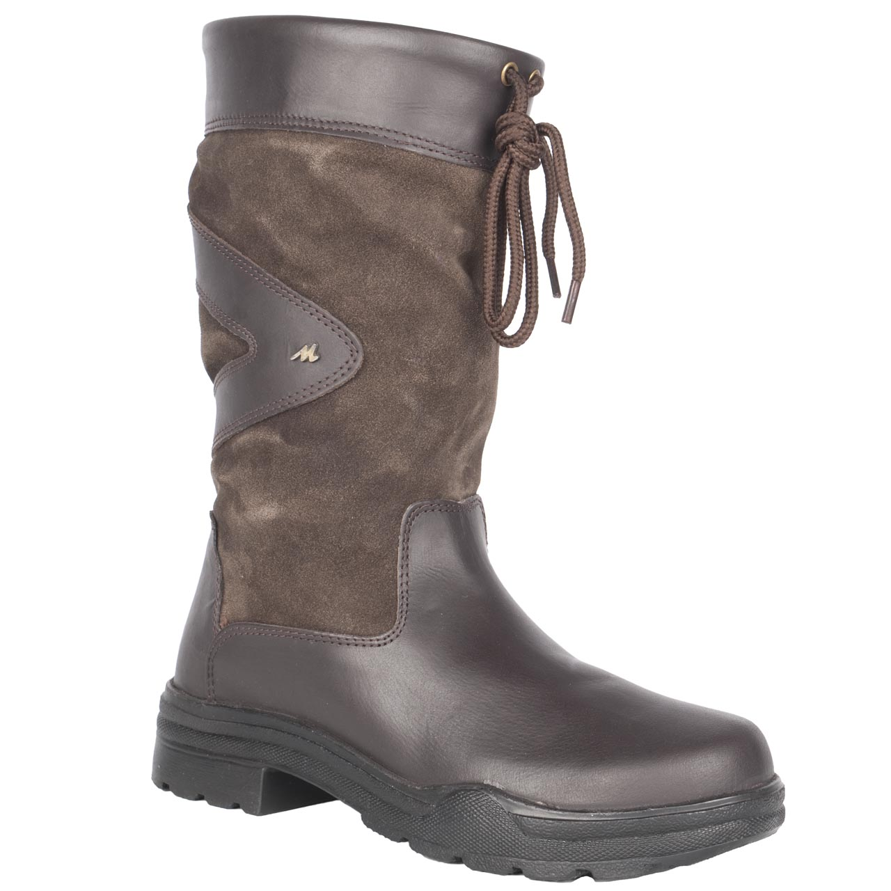 Mondoni II outdoor laarzen bruin maat:37
