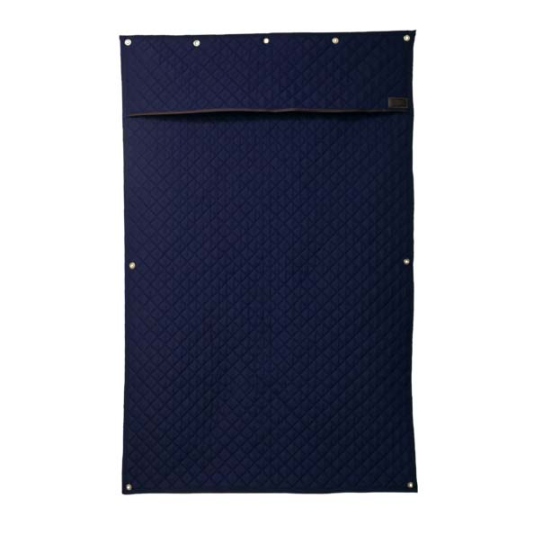 Kentucky Stable Curtain donkerblauw