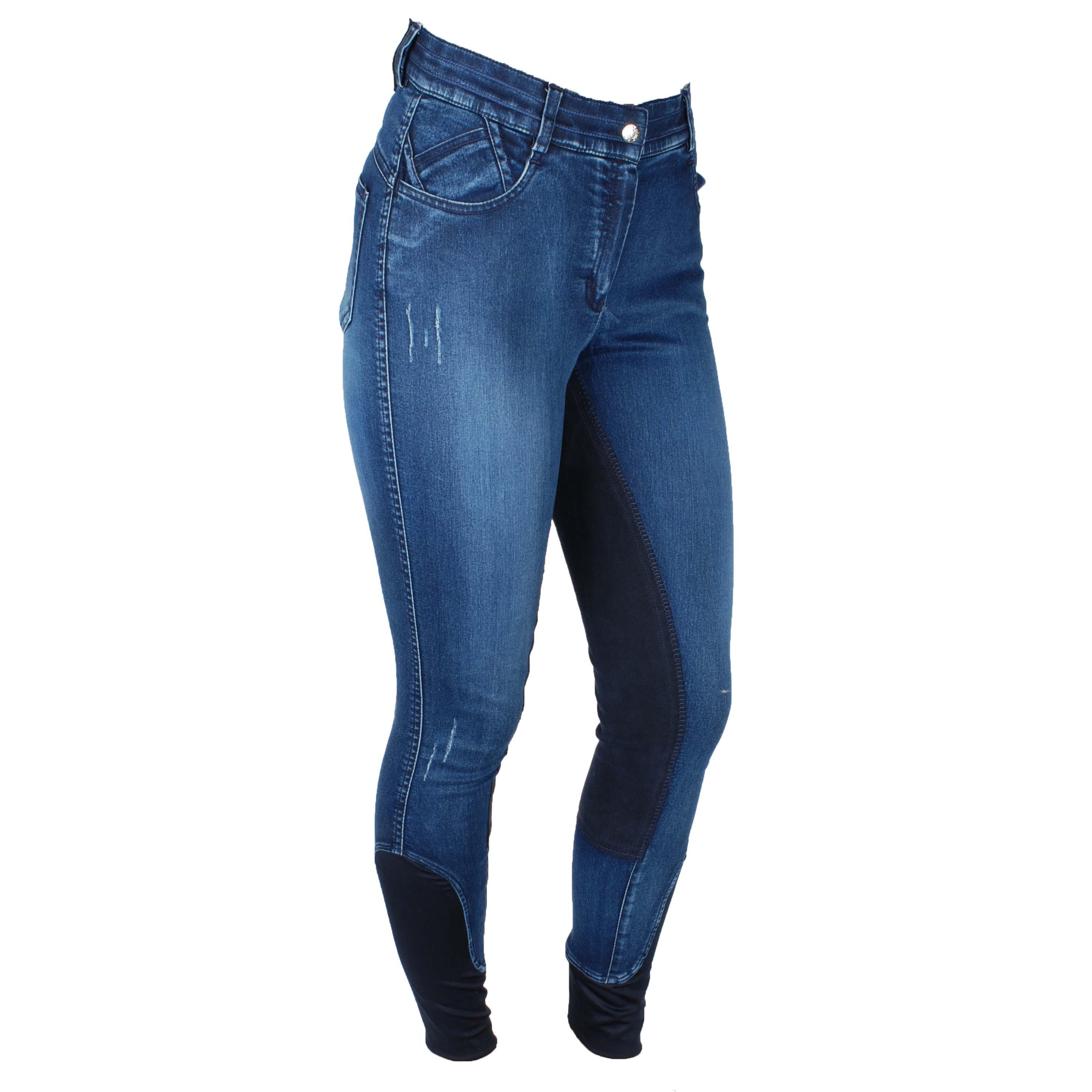 Harrys Horse Burton plus rijbroek jeans maat:36