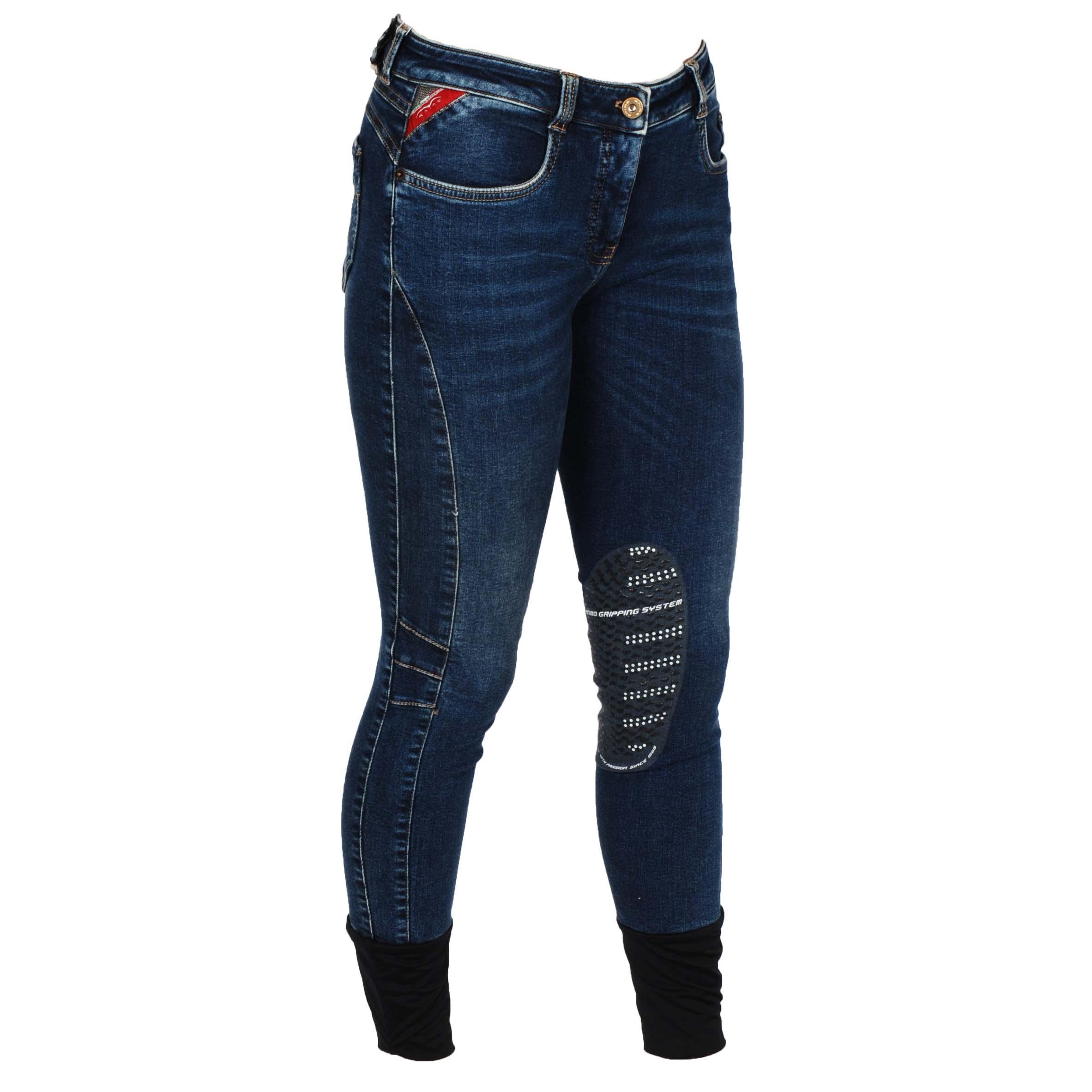 Animo Novema rijbroek jeans maat:38