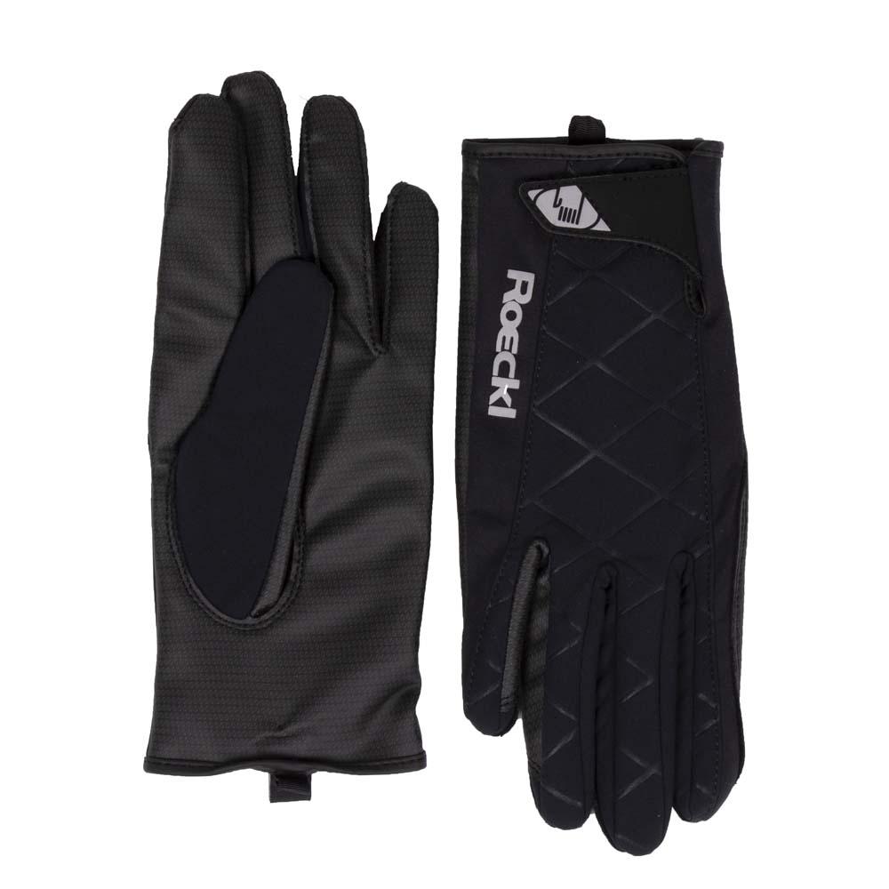 Roeckl Handschoen Wattens zwart maat:8,5