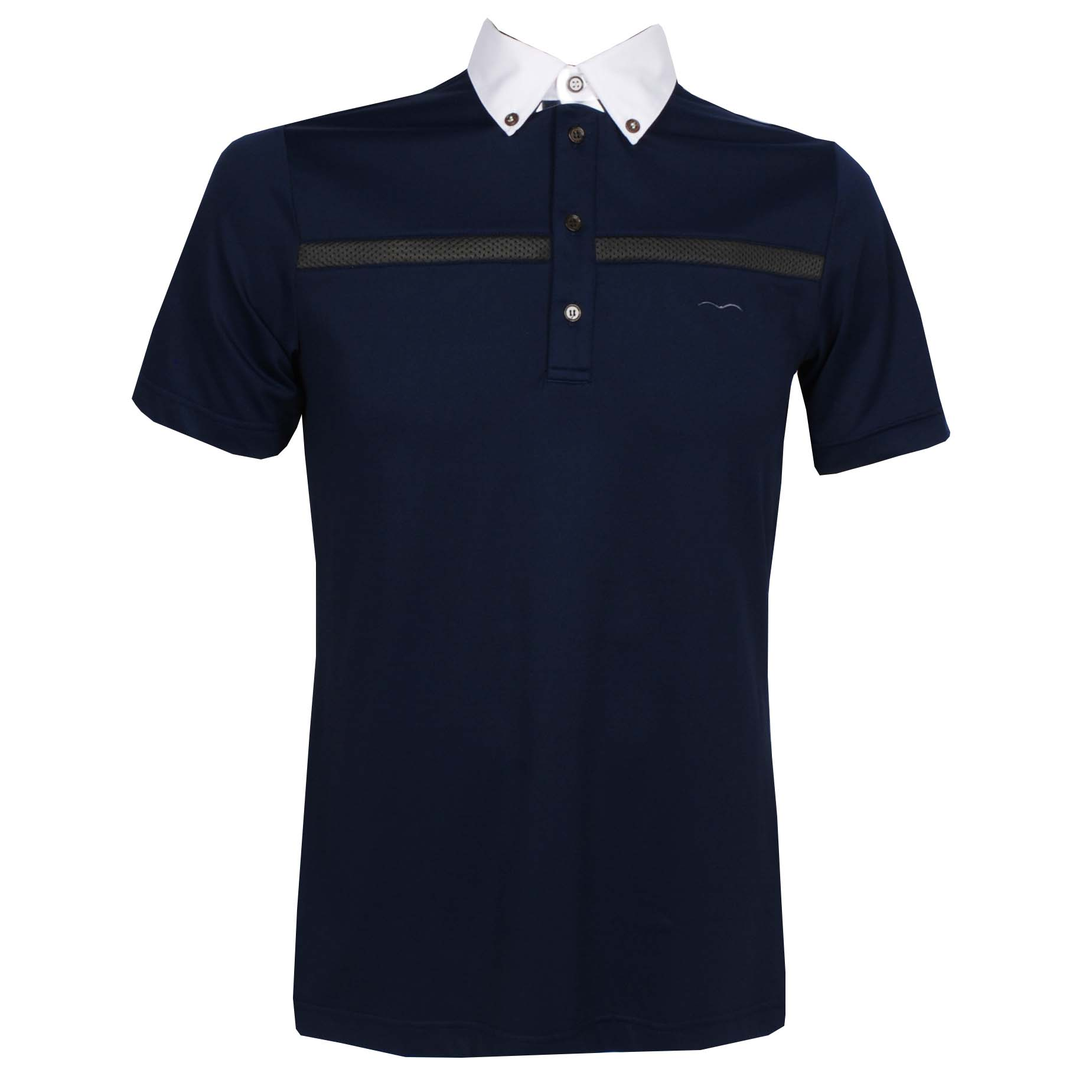Animo Alu heren wedstrijdshirt donkerblauw maat:48