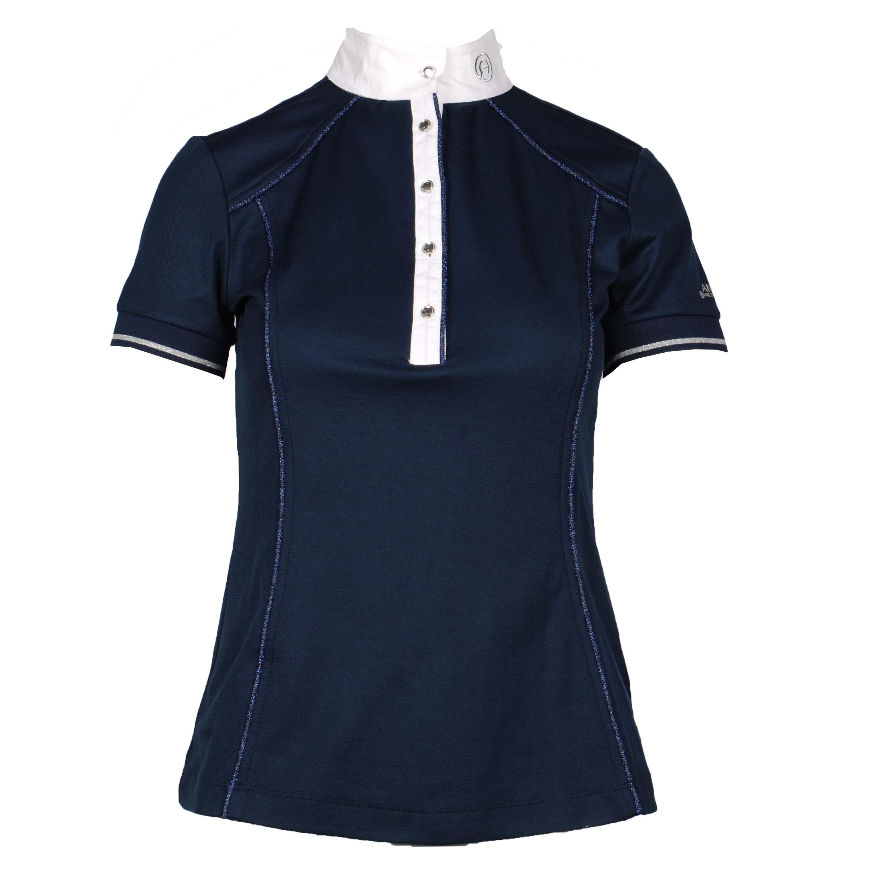 Anky Subtle donkerblauw wedstrijdshirt donkerblauw maat:s