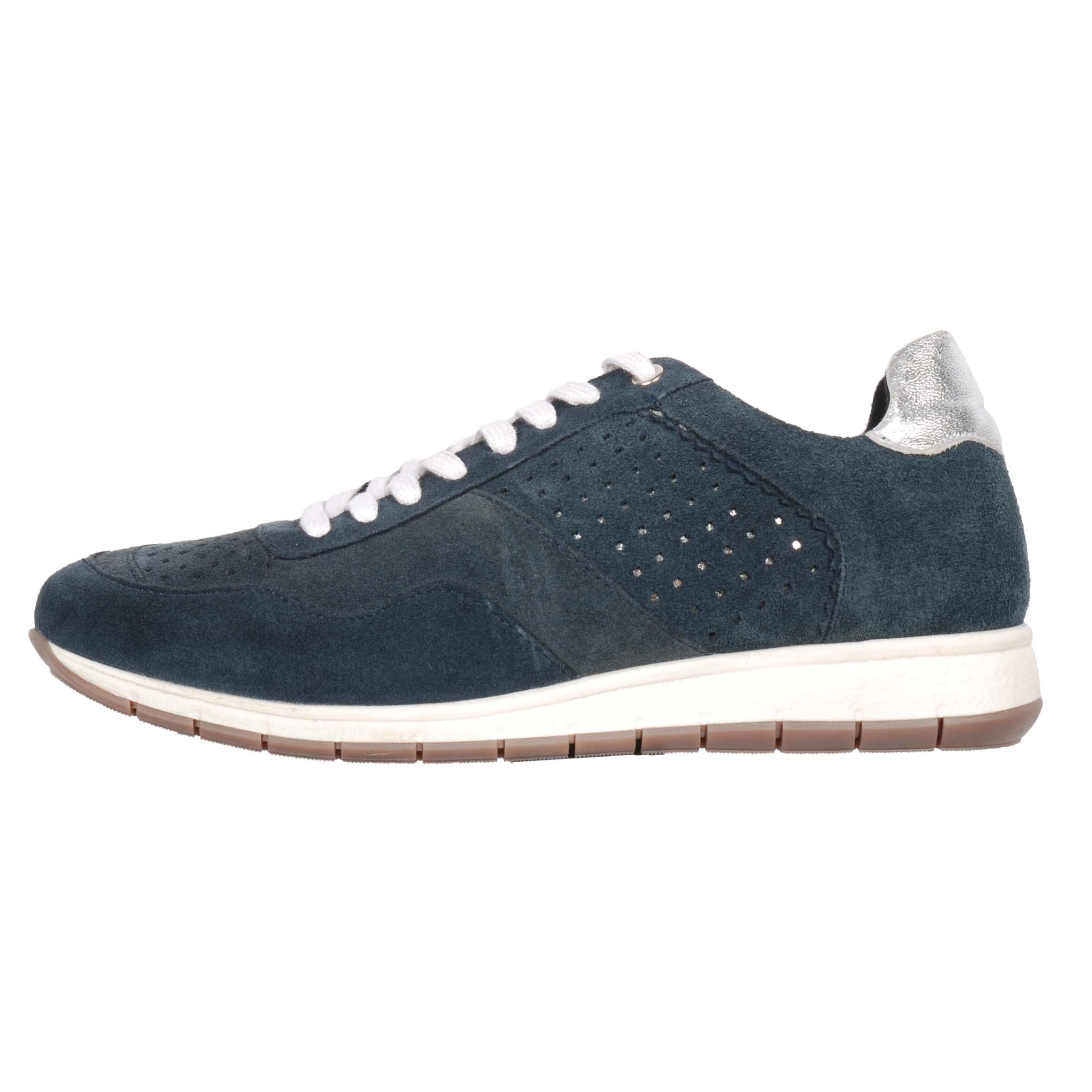 Mondoni Vestfold sneakers donkerblauw maat:38