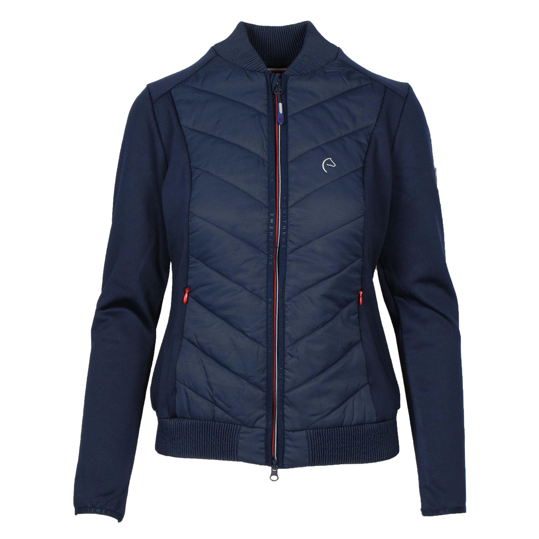 Equi Theme Aby techvest donkerblauw maat:s