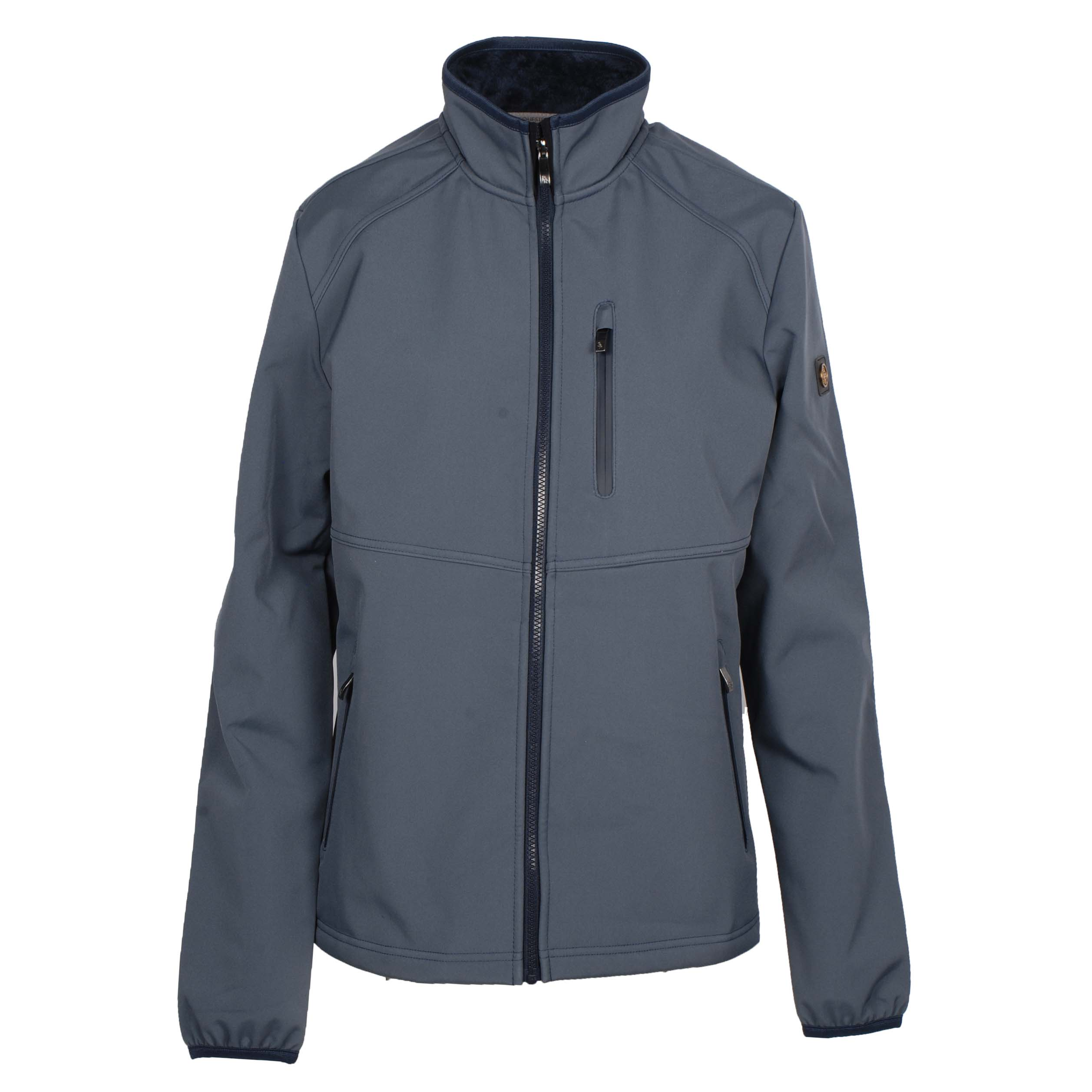 BR Pearson heren softshell blauw maat:s