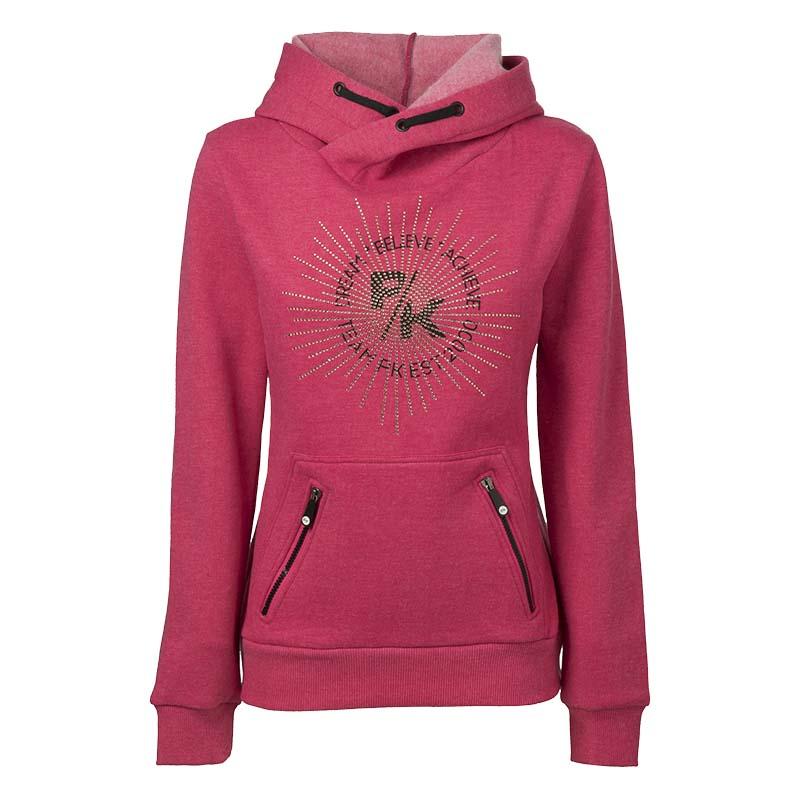 PK Olivi sweater fuchsia maat:m