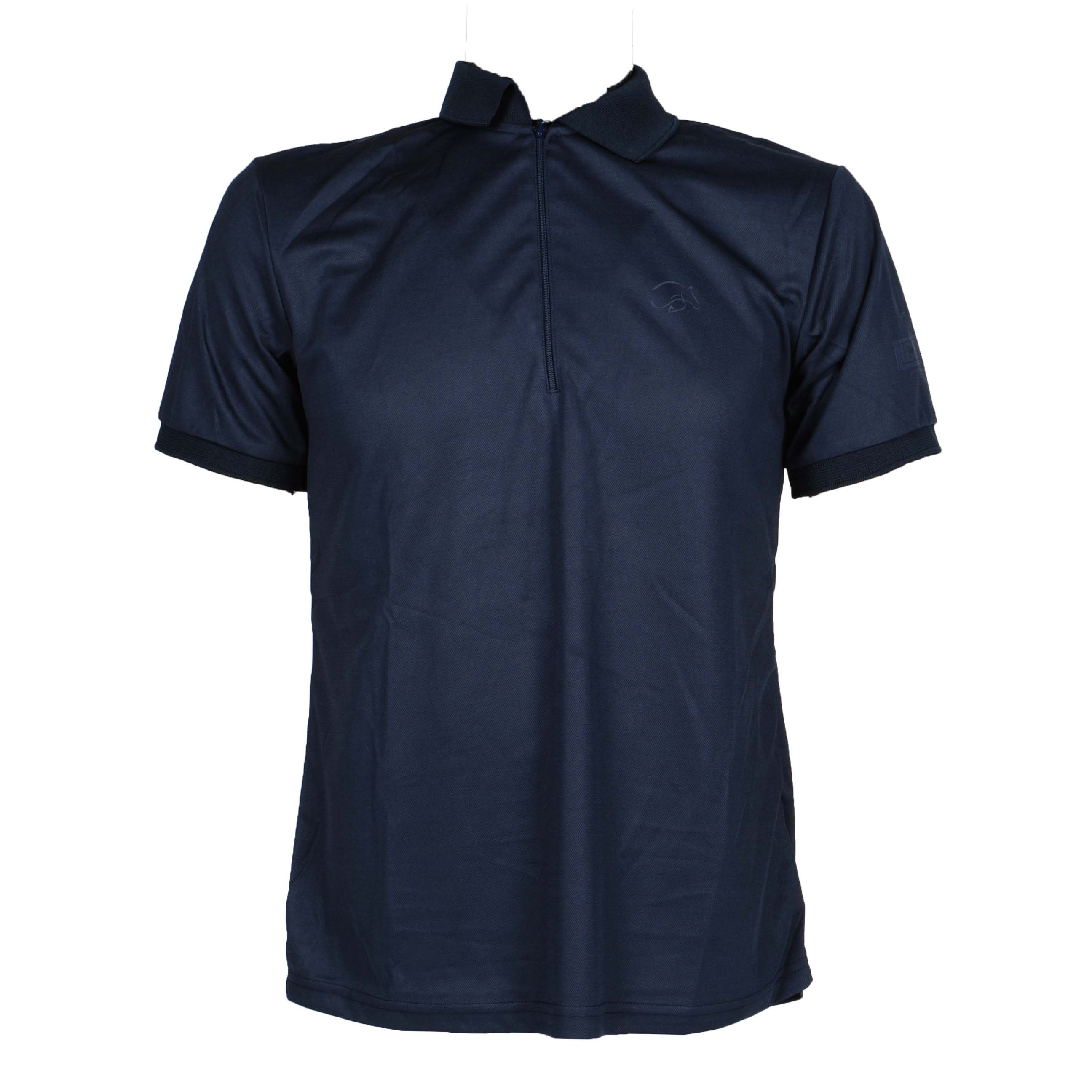 Harrys Horse polo Liciano heren donkerblauw maat:l