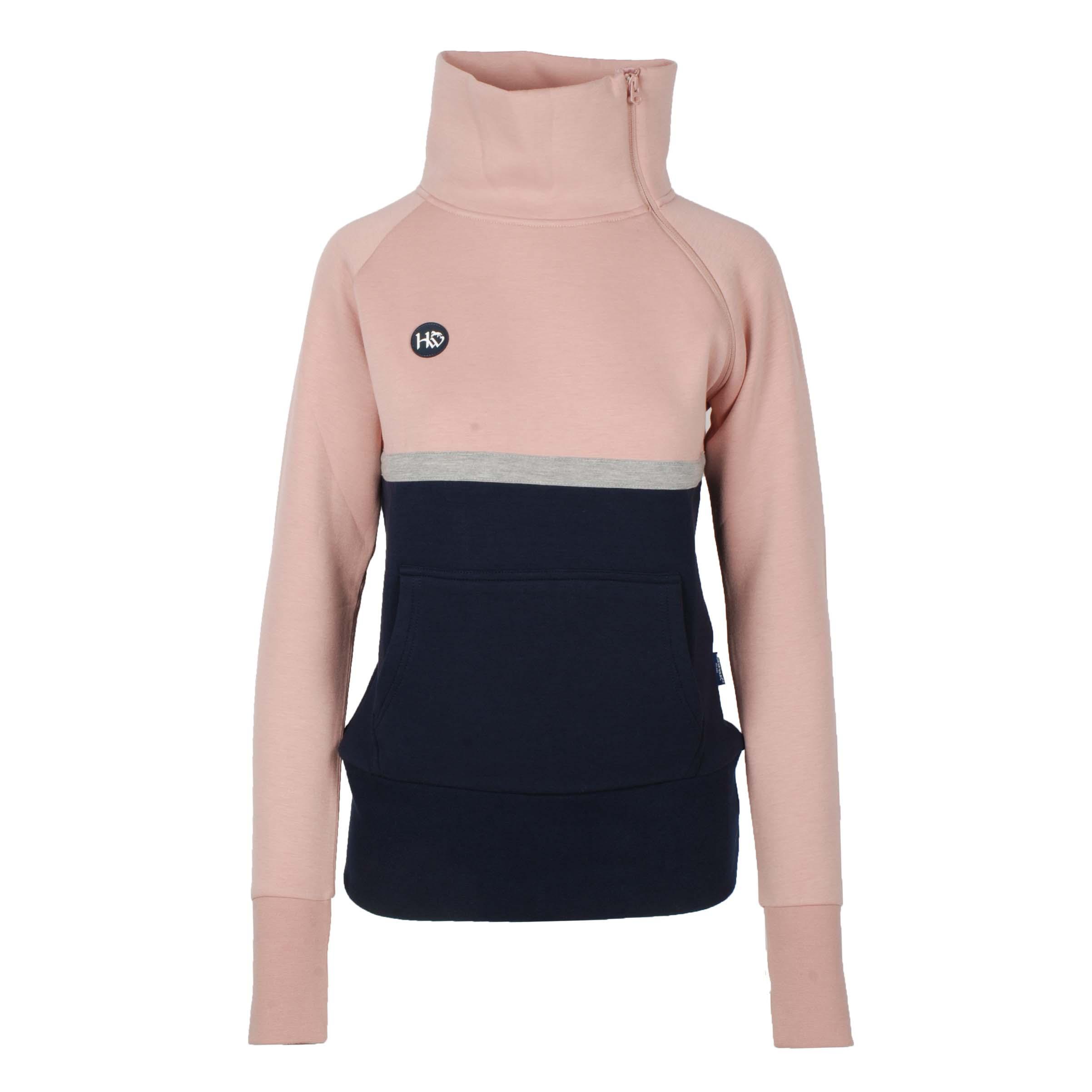 Horseware Nova NJ20 sweater lichtroze maat:xs