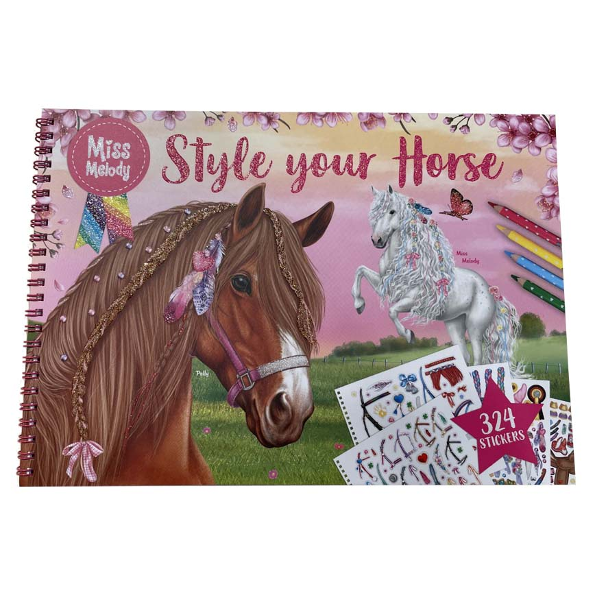 Miss Melody Style your horse III