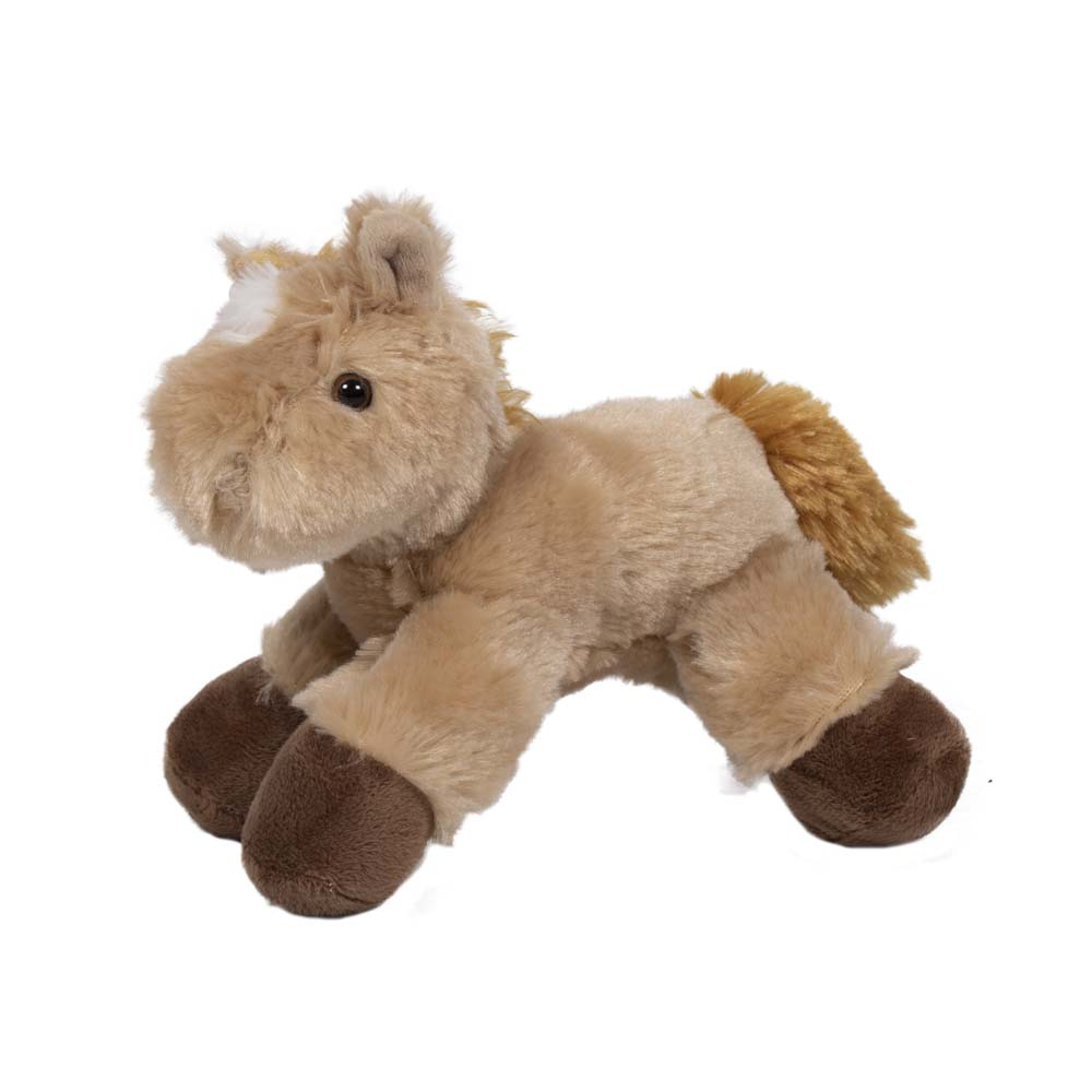 Equi-Kids Paardenknuffel klein bruin