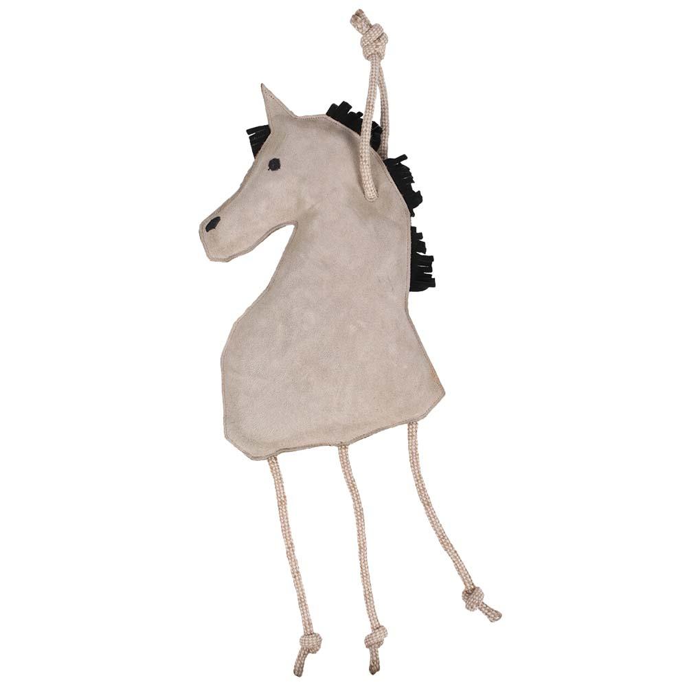 QHP Horse Toy grijs