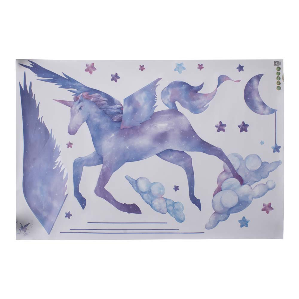 Mondoni Unicorn Muursticker