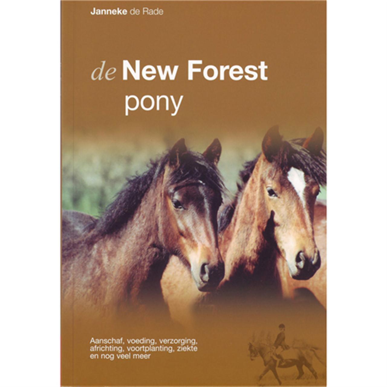 De New Forest Pony - J. de Rade
