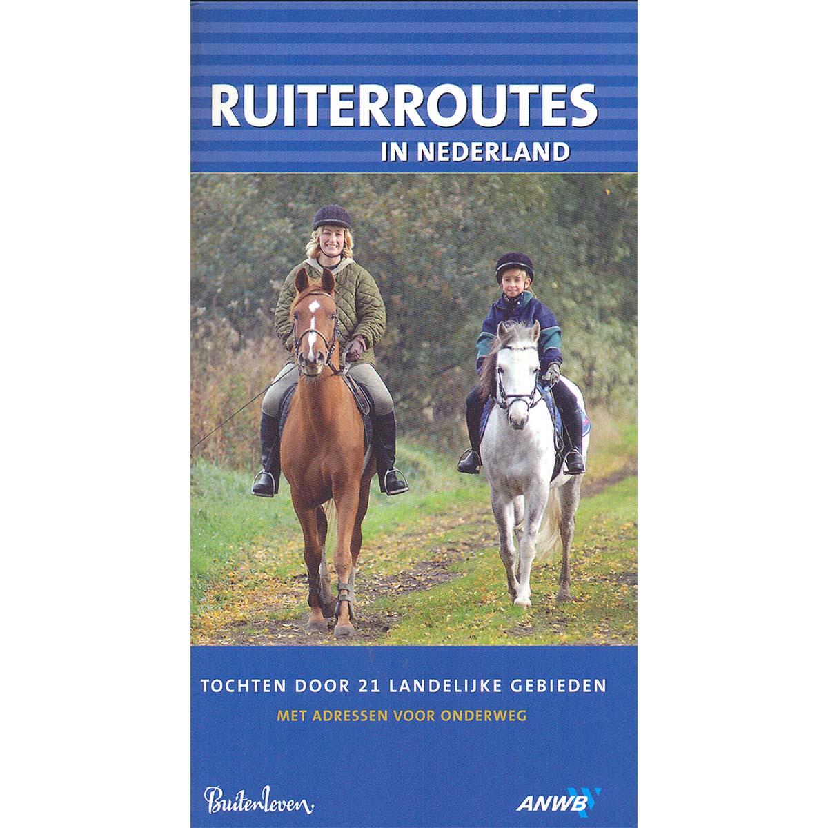Ruiterroutes in Nederland