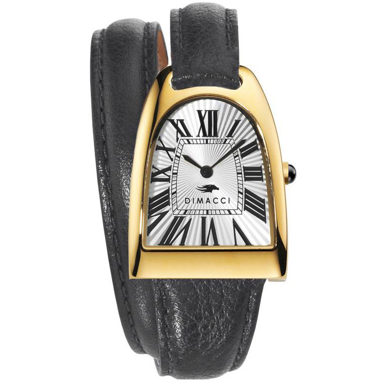 Dimacci Nicy Queen I horloge wit