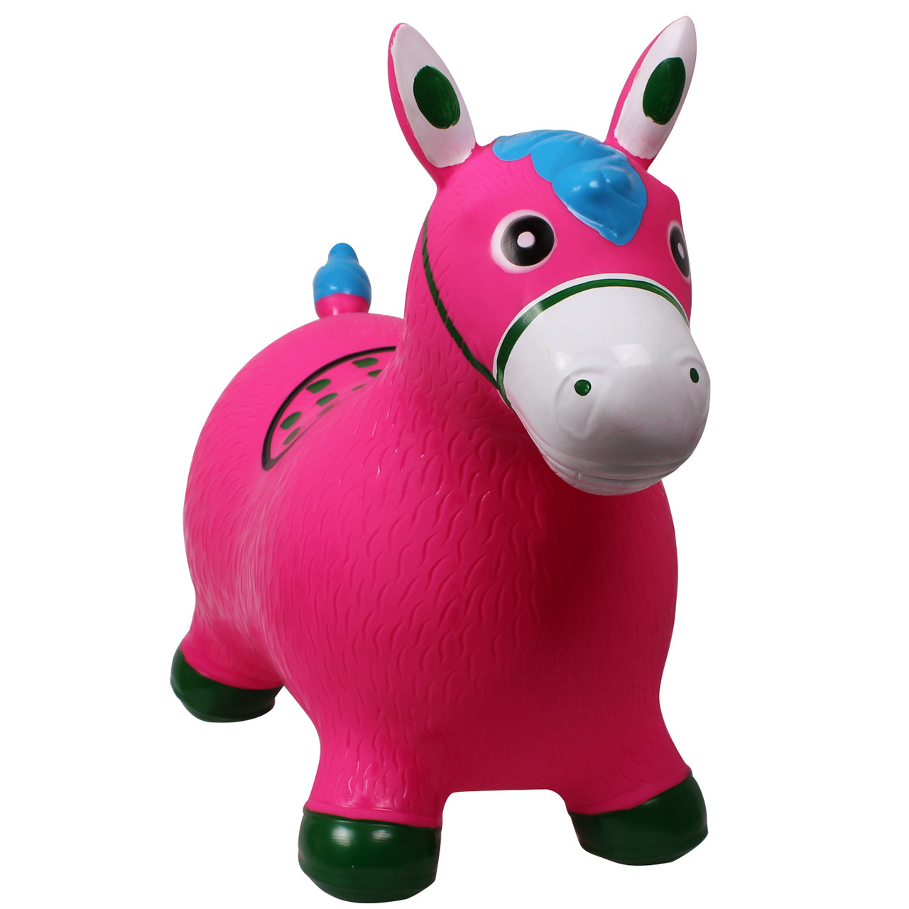 QHP Skippy Horse Jumpy fuchsia maat:50