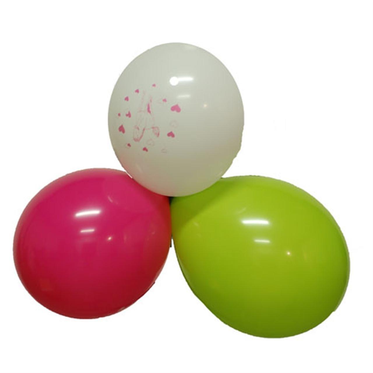 Feest ballonnen met paard