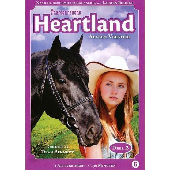 DVD:Heartland; Alleen verder