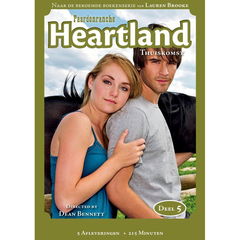 DVD:Heartland; Thuiskomst