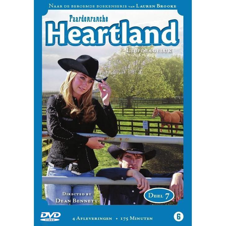 DVD:Heartland; Liefdesgeluk