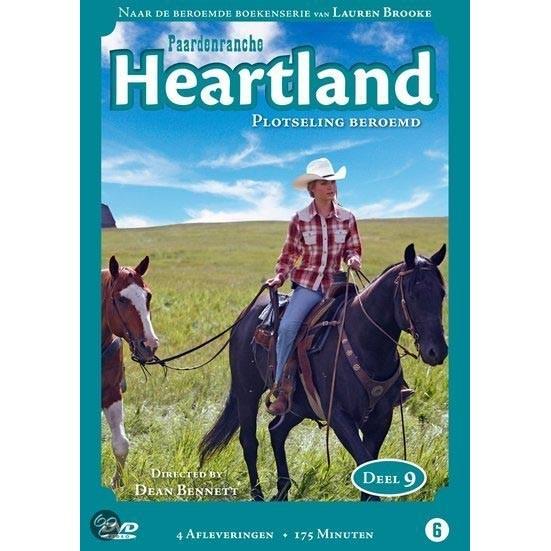 DVD:Heartland; Plotseling beroemd