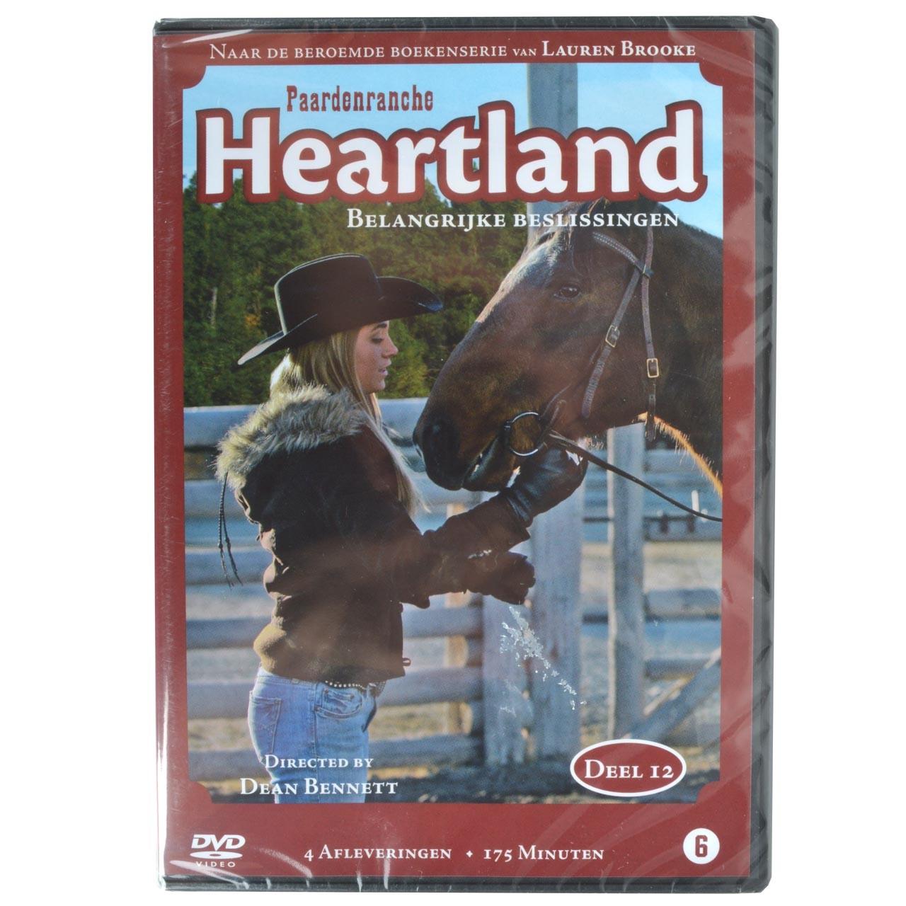 DVD:Heartland; Belangrijke beslissingen