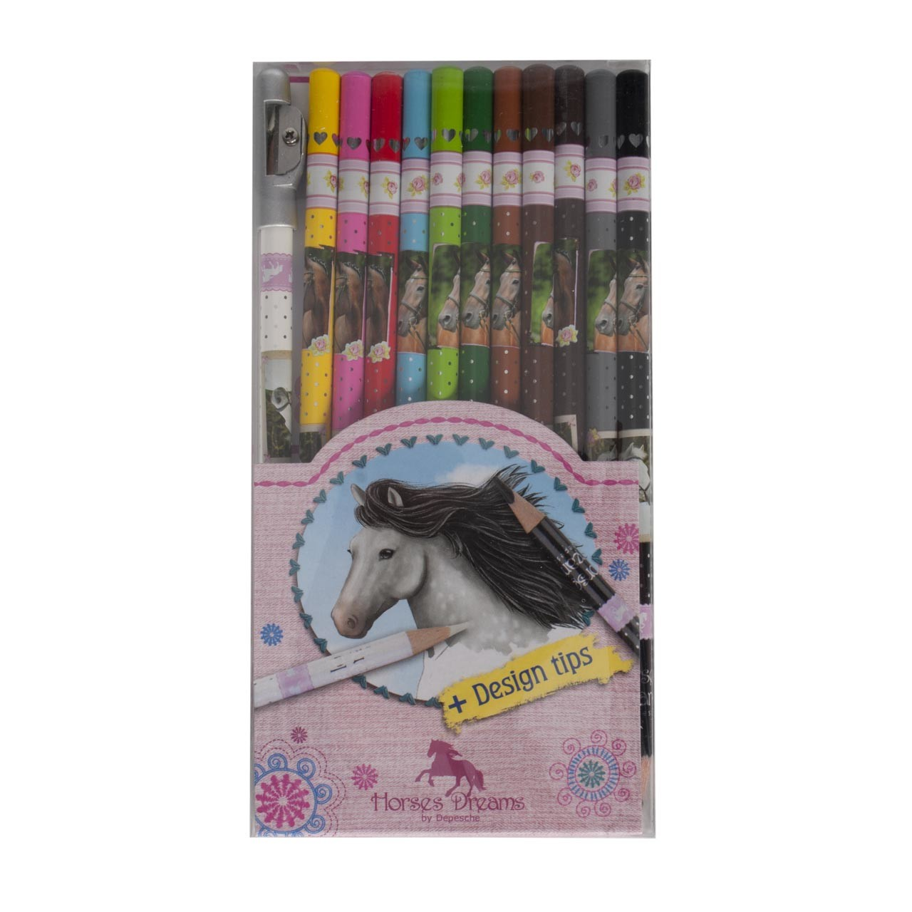 Horses Dreams Kleurpotloden