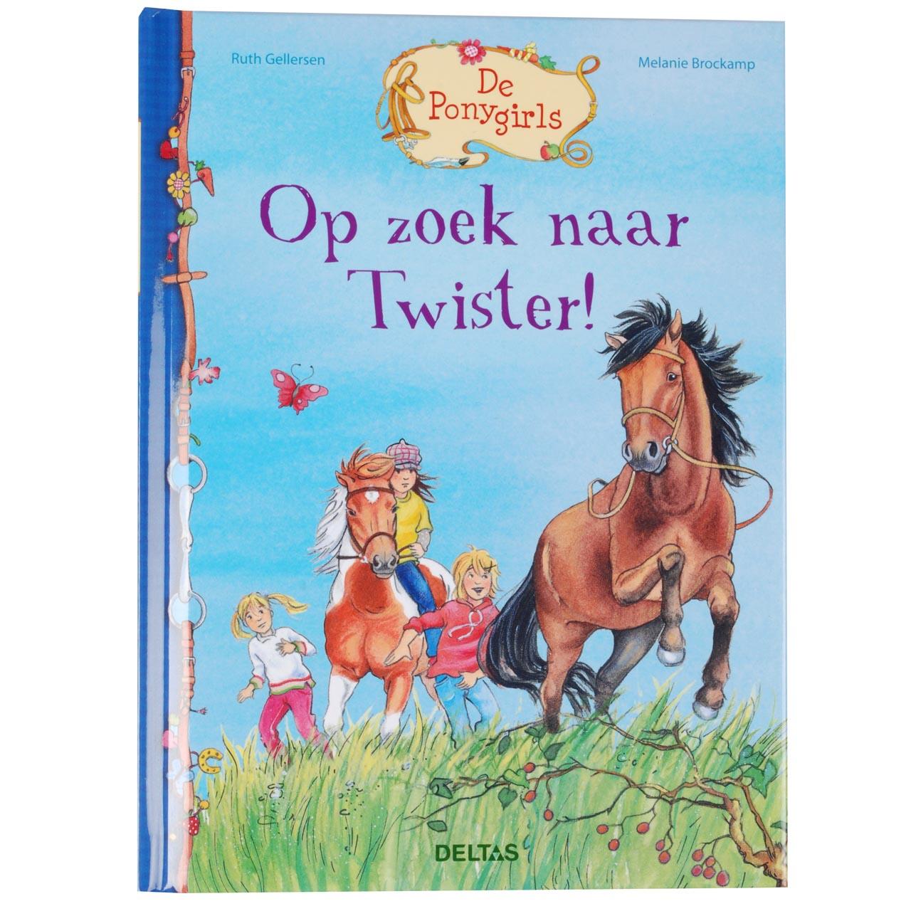 De Ponygirls, op zoek naar Twister