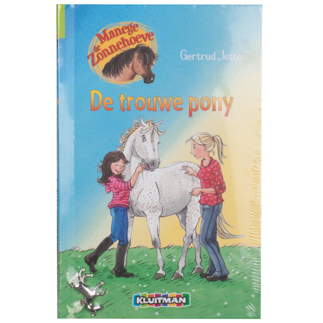 Manege de Zonnehoeve, De trouwe pony