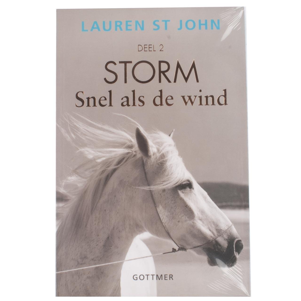 Storm, snel als de wind