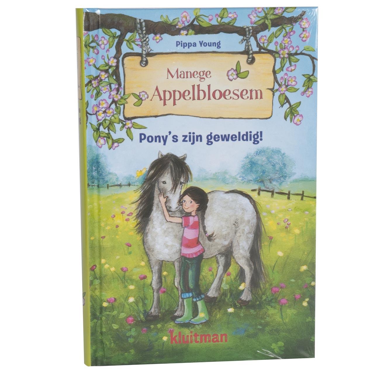 Manege Appelbloesem, Pony's zijn geweldig