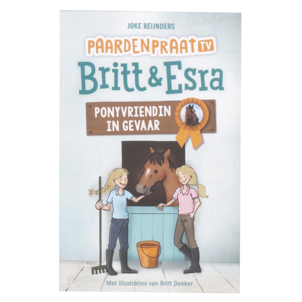 Britt & Esra Ponyvriendin in gevaar