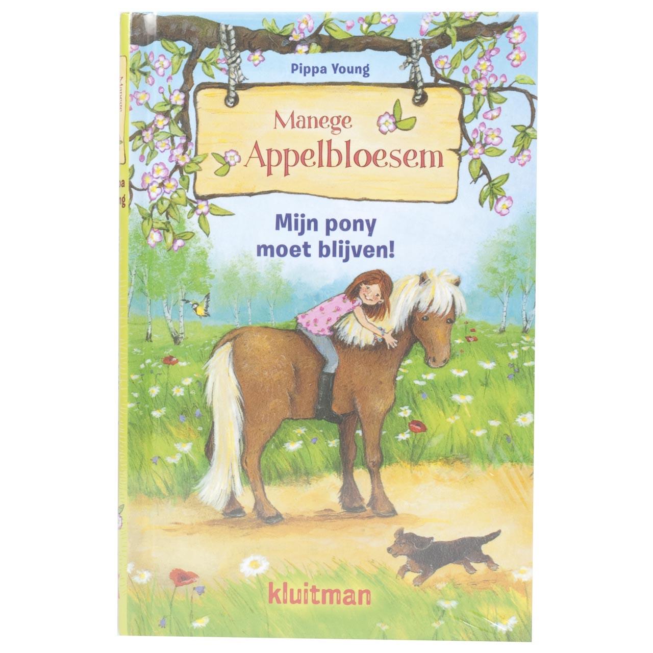 Manege Appelbloesem, mijn pony moet blijven