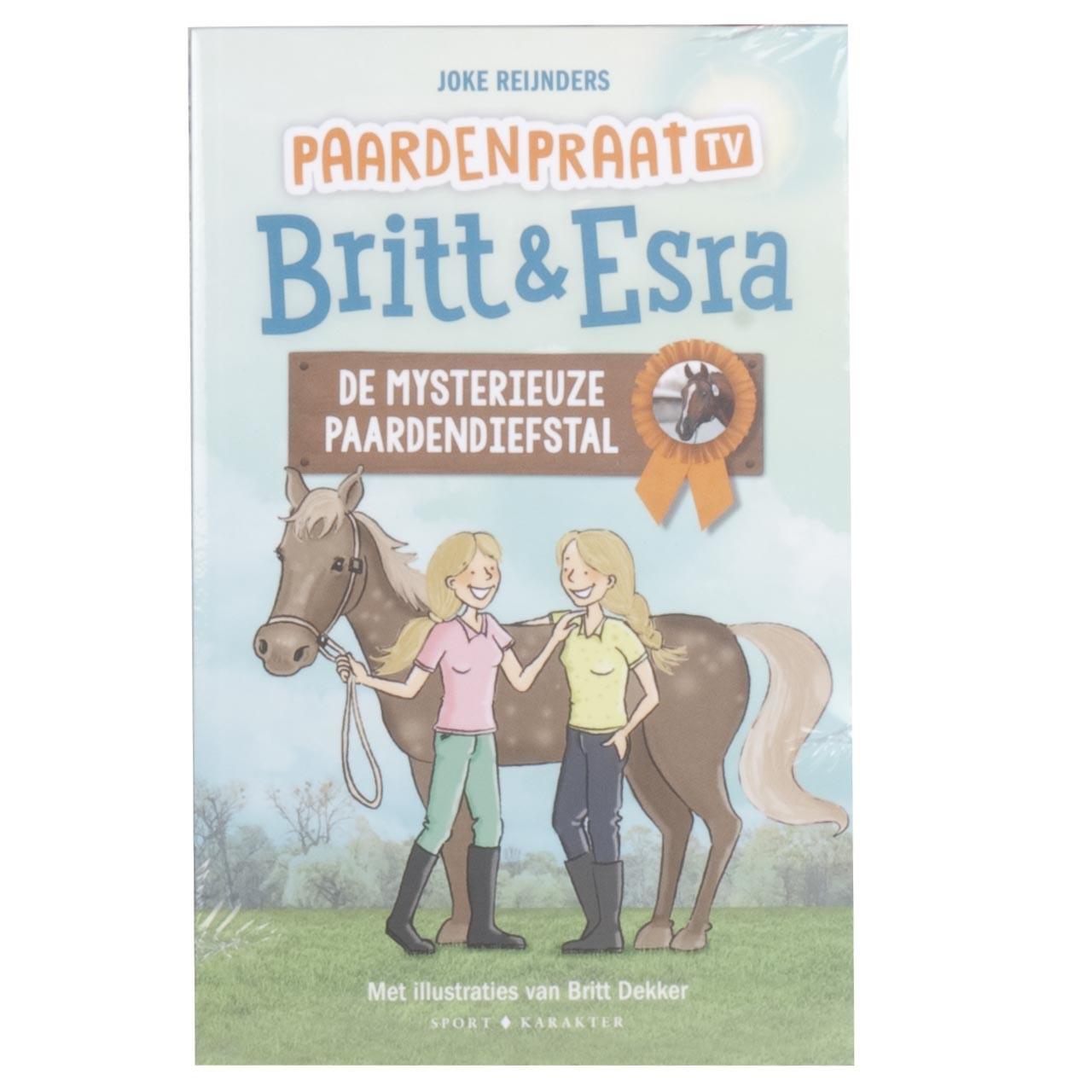 Britt & Esra, De mysterieuze paardendiefstal