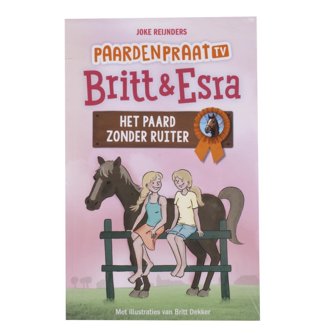 Britt & Esra Het paard zonder ruiter