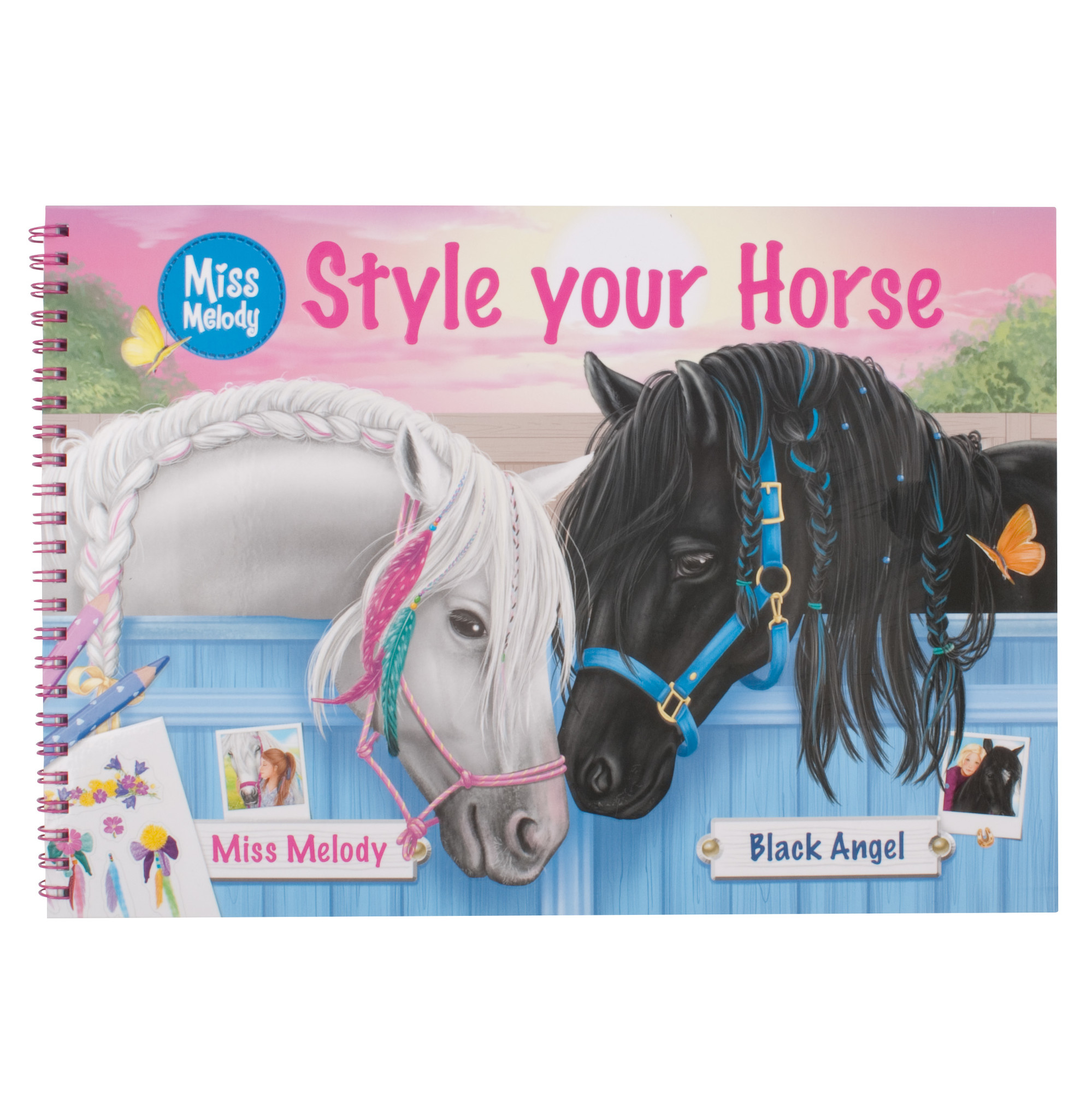 Miss Melody Style your horse II