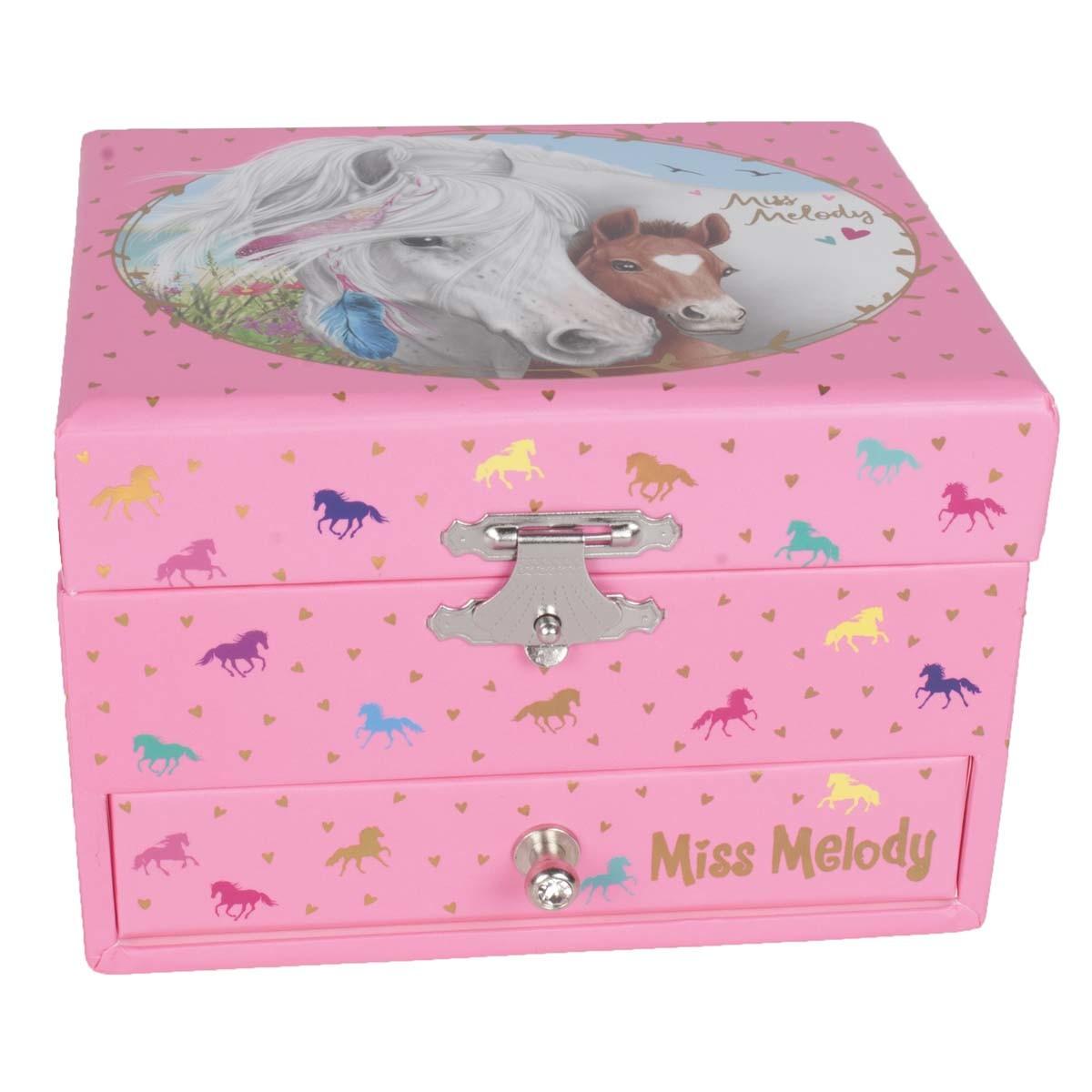 Miss Melody Muziekdoos