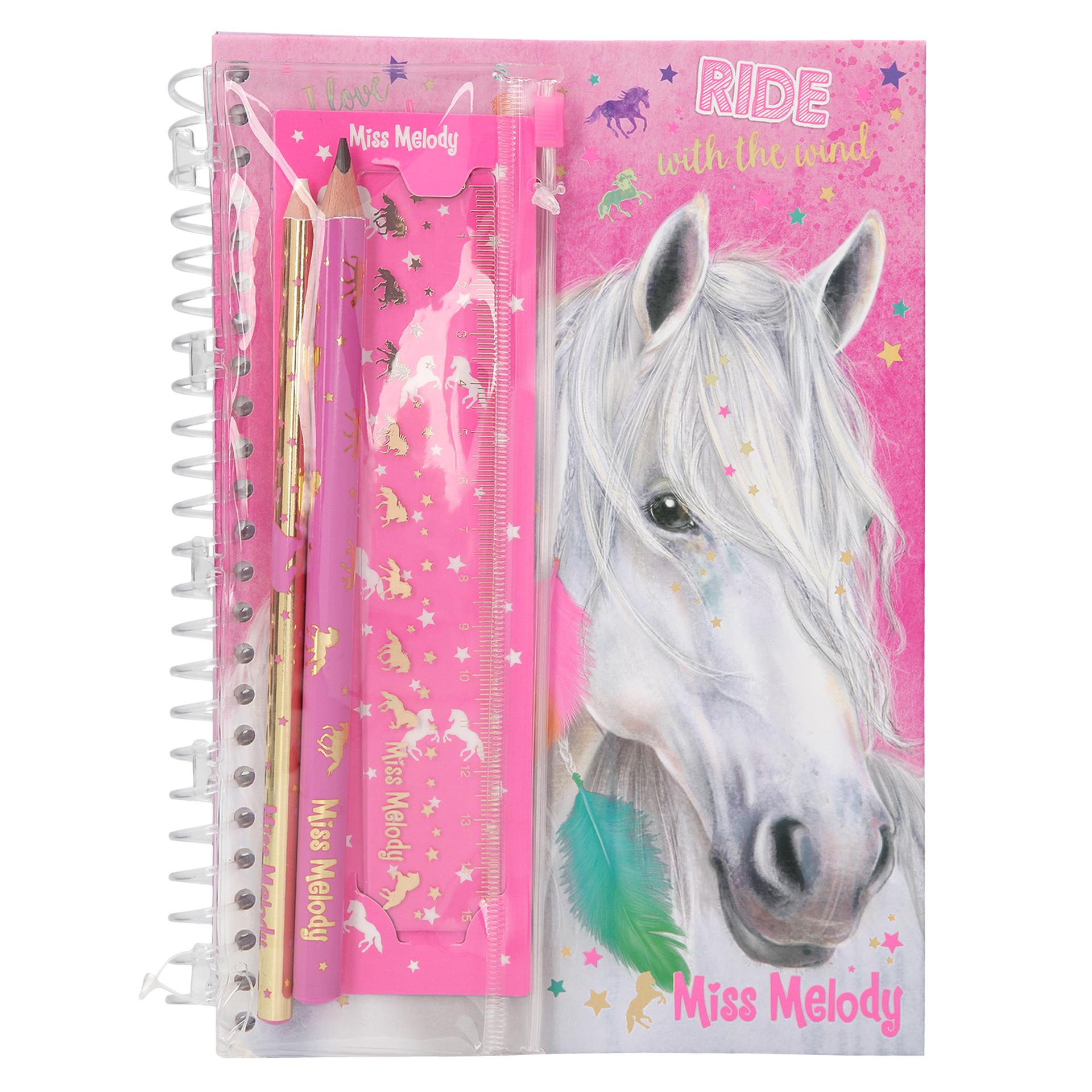 Miss Melody Ringboek