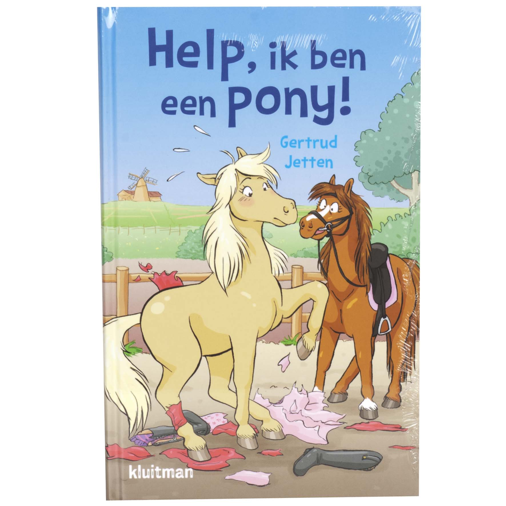 Help, ik ben een pony